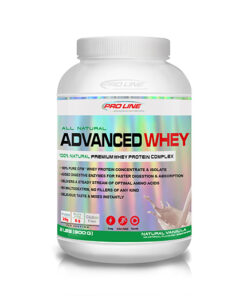 Advanced Whey 2lb Natural