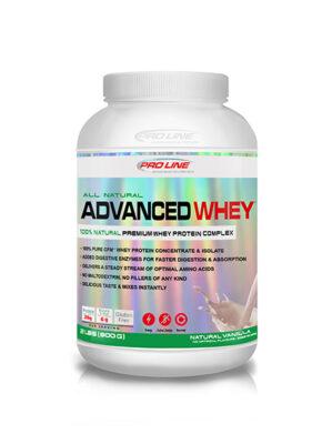 Advanced Whey 2lb Natural