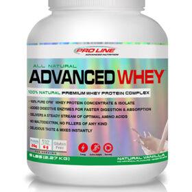 Advanced Whey 5lb Natural