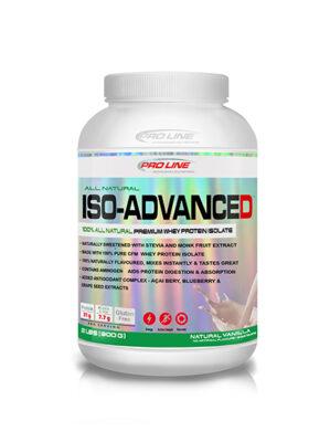 Iso Advanced 2lb Natural
