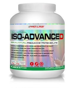Iso Advanced 5lb Natural